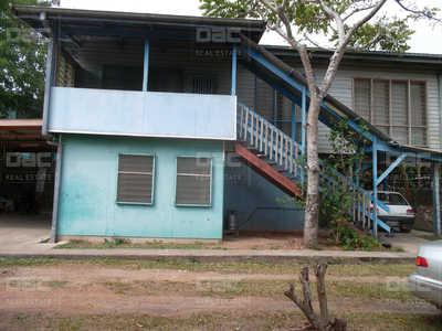 KPSM1:  Self-contained Unit in Airniugini Village