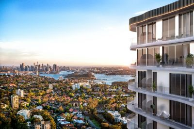 3807/500 Pacific Highway, St Leonards