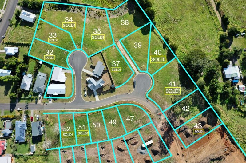 STAGE 5 OF 'ECO VILLAGE' NOW OPEN Lot 50
