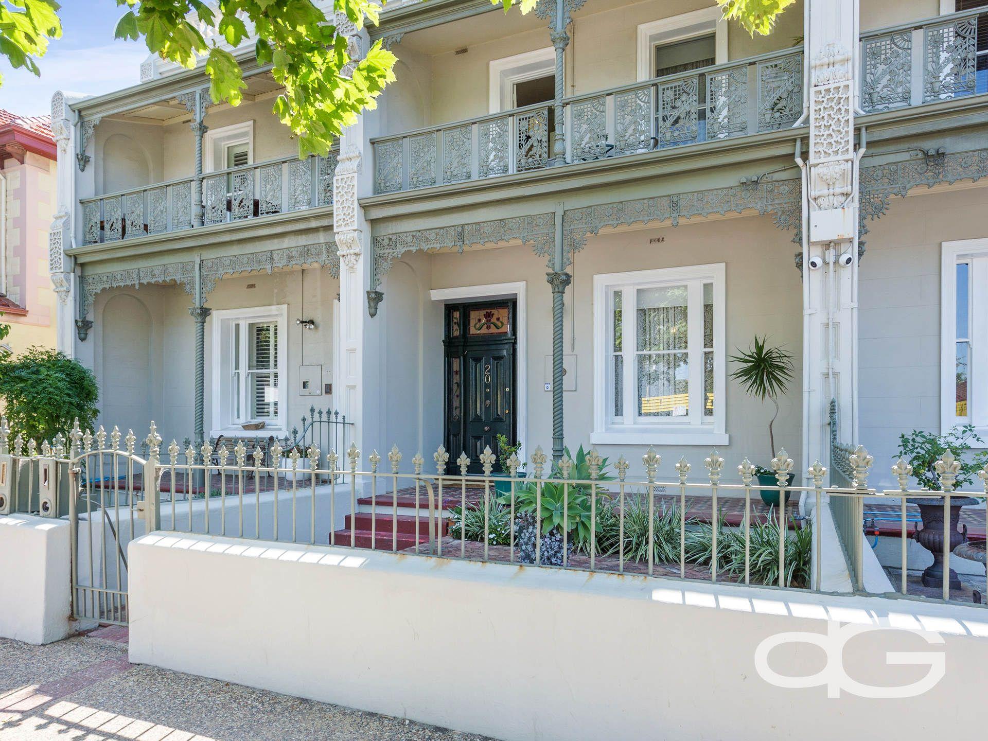 20 Queen Victoria Street, Fremantle