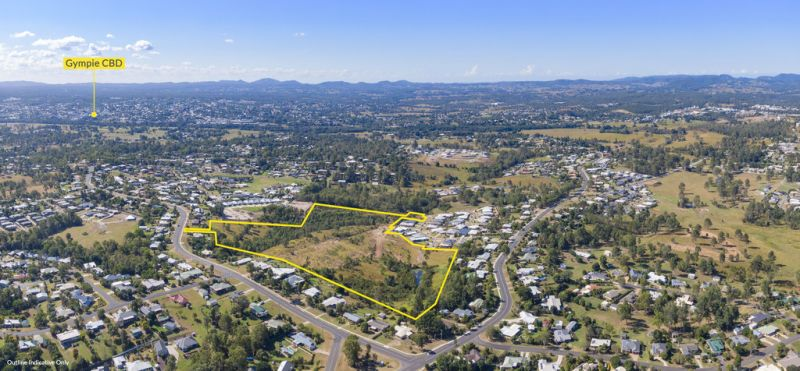 SOLD Receiver's Sale - Balance Land Estate Approved for 127 Lots
