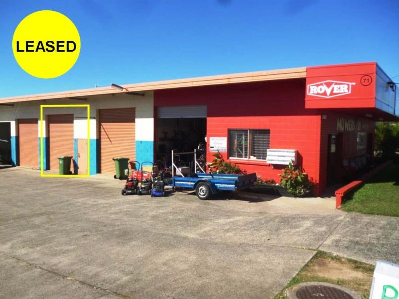 Small Business or Storage in Close Proximity to Caloundra