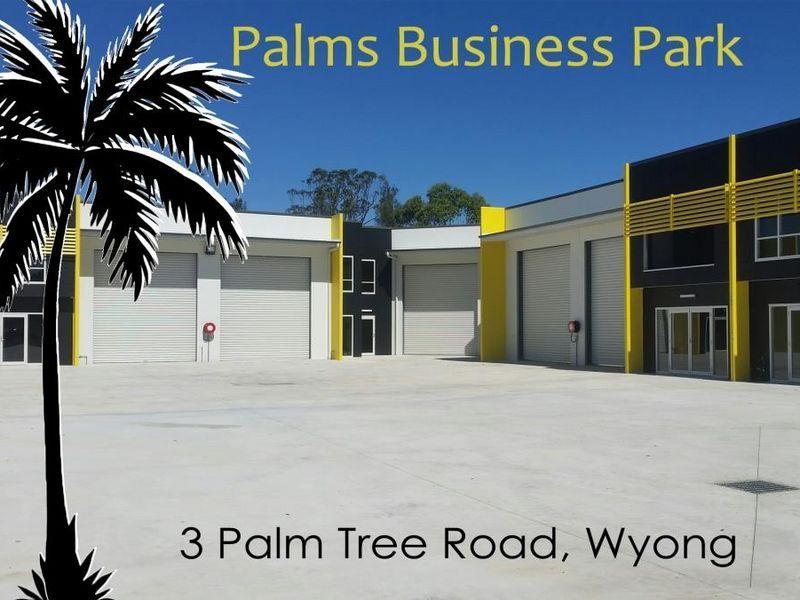 PALMS BUSINESS PARK WYONG