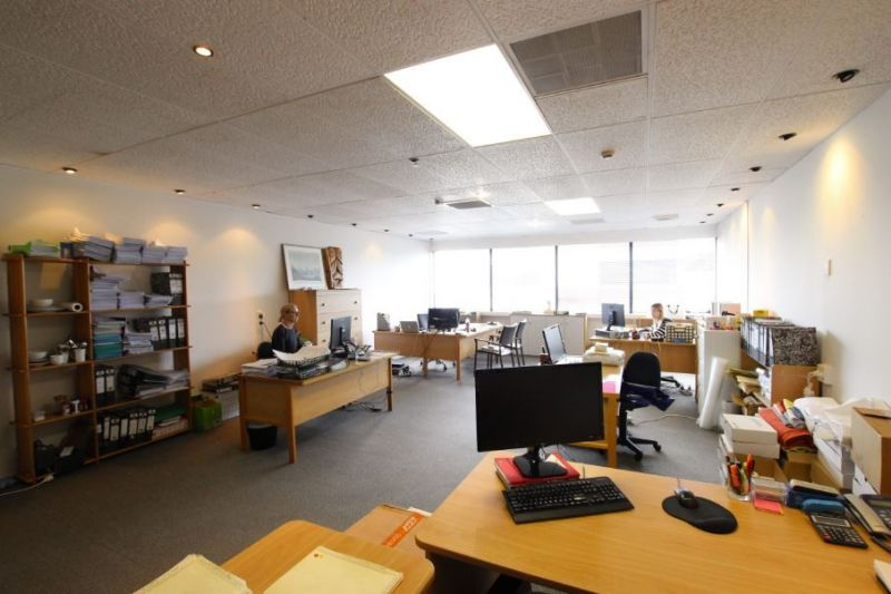 Affordable Open Plan Office