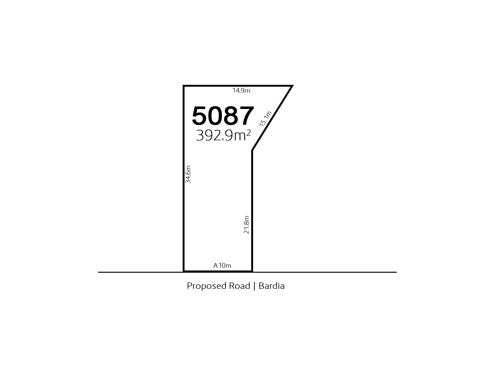 Bardia LOT 5087 Proposed Road | Bardia