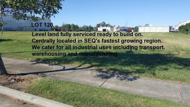 Very Competitive Industrial Land sale