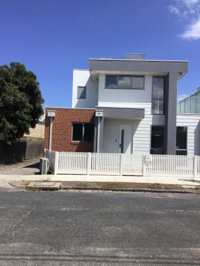 Brand New Corner Weatherboard Townhouse in Seddon