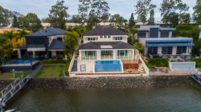 Exceptional Privacy and Outlook on Main River
