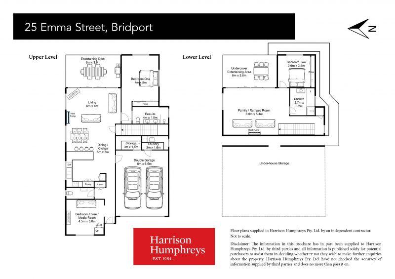 25 Emma Street Floorplan