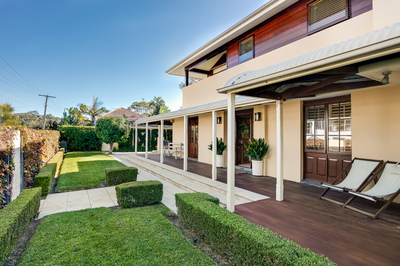 Narrabeen Beach Villa