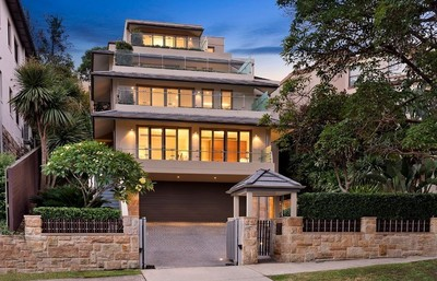 Manly Harbourside Villa