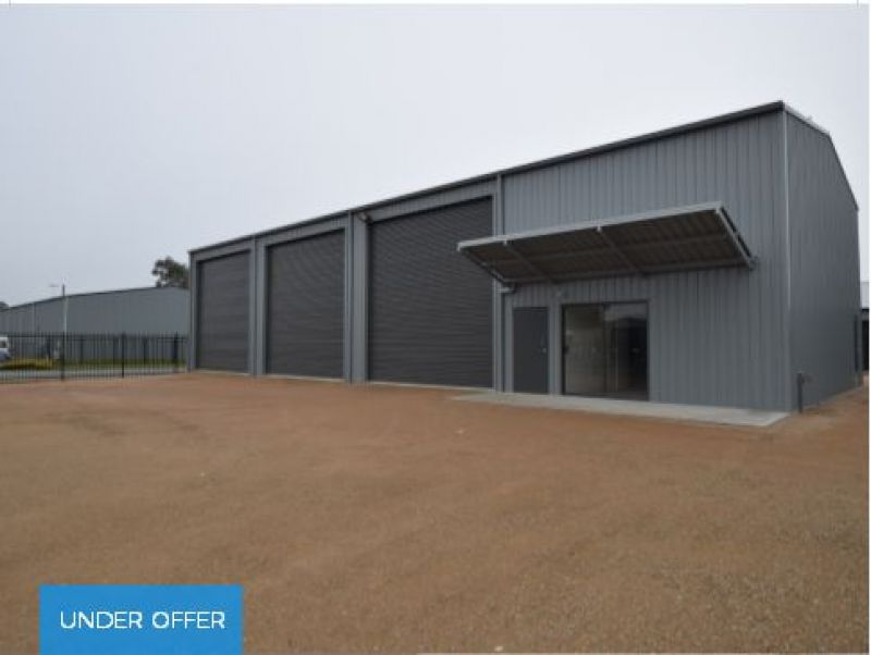 New Large Industrial Shed