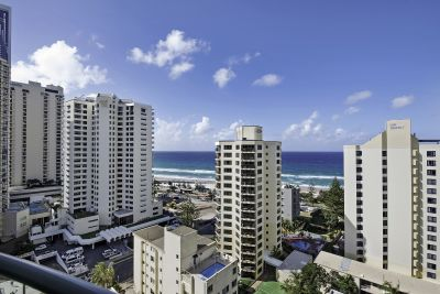 Furnished Studio Apartment - Surfers Paradise!