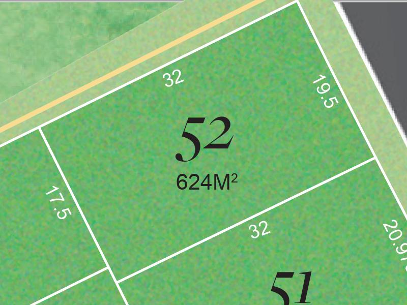 Barden Ridge Lot 52 Proposed Road
