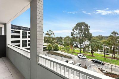 Stunning, brand new, 2-bedroom apartment overlooking parklands