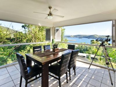 Elevated location, panoramic views, spectacular returns.