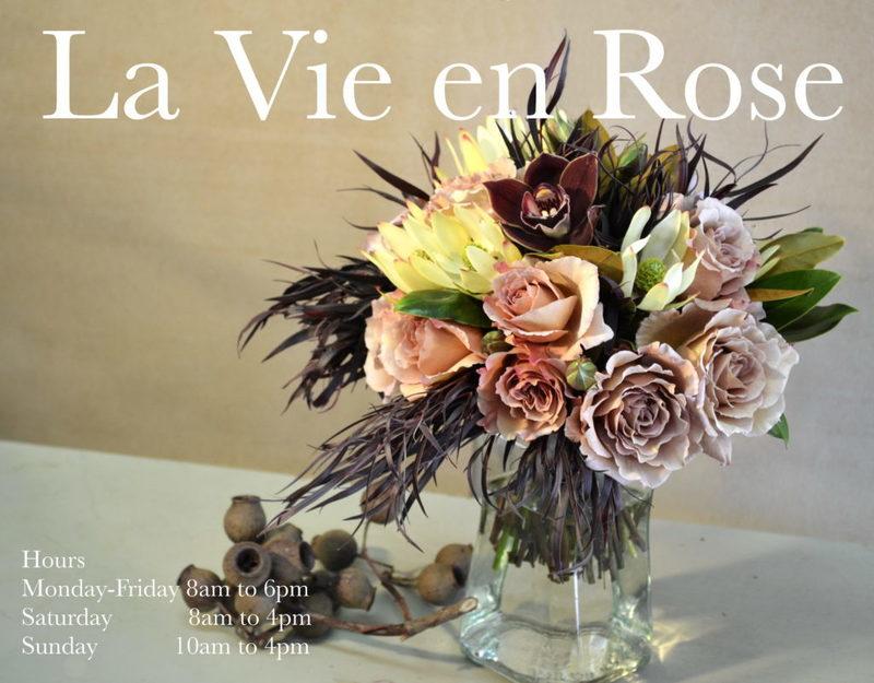 La Vie En Rose - Beecroft