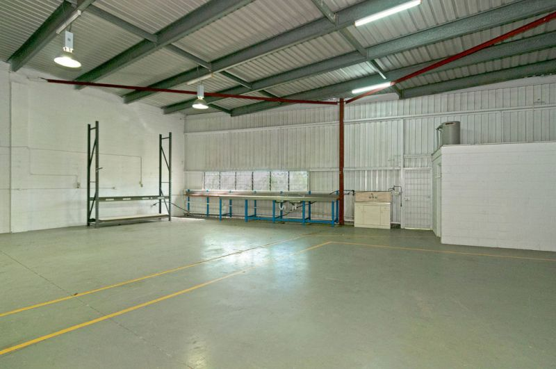 Affordable Industrial Warehouse (290sqm)