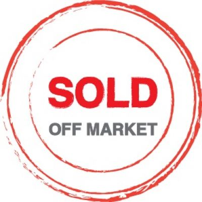 SOLD OFF MARKET