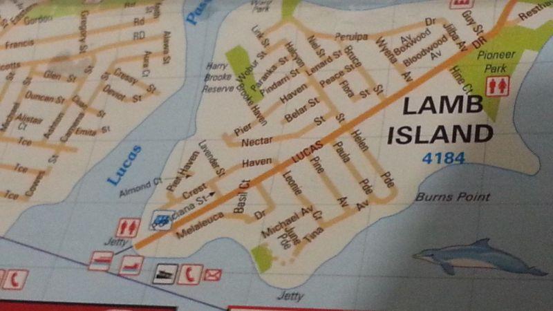LAMB ISLAND, QLD 4184