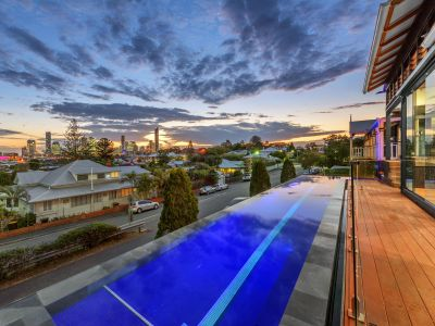 'Kingsholme' an Architectural Masterpiece in Brisbane's Most Enviable Location