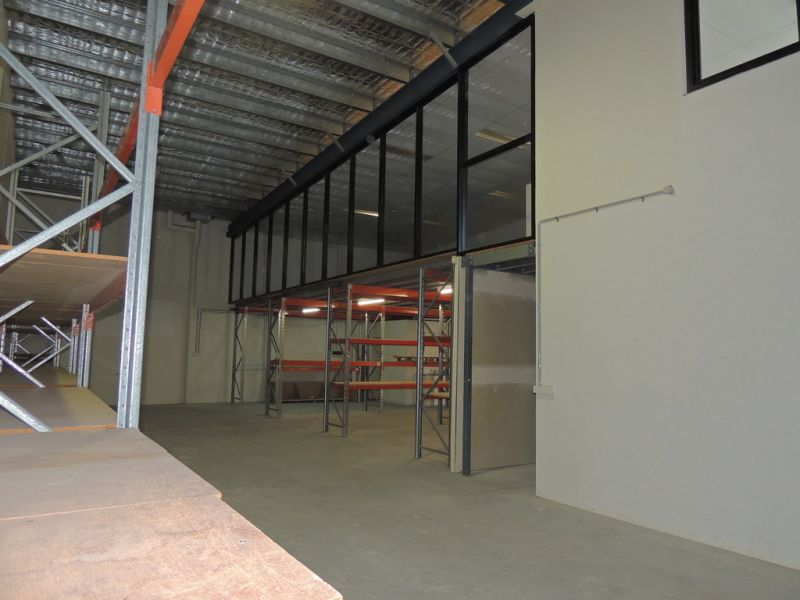 Warehouse And Office