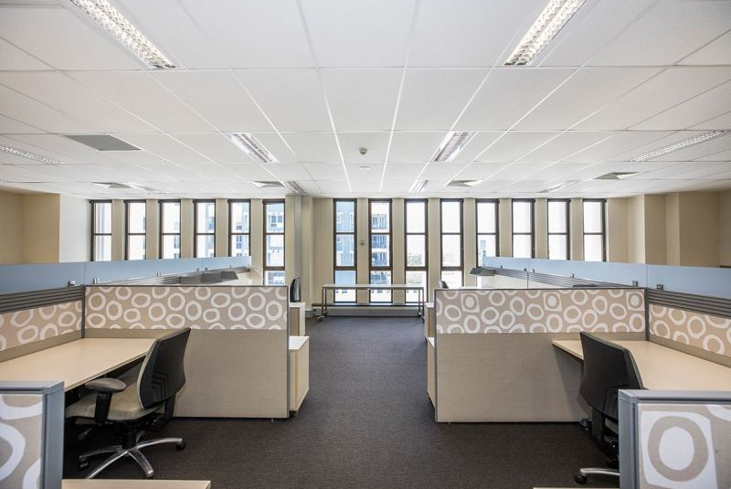 High quality fitted out office suites