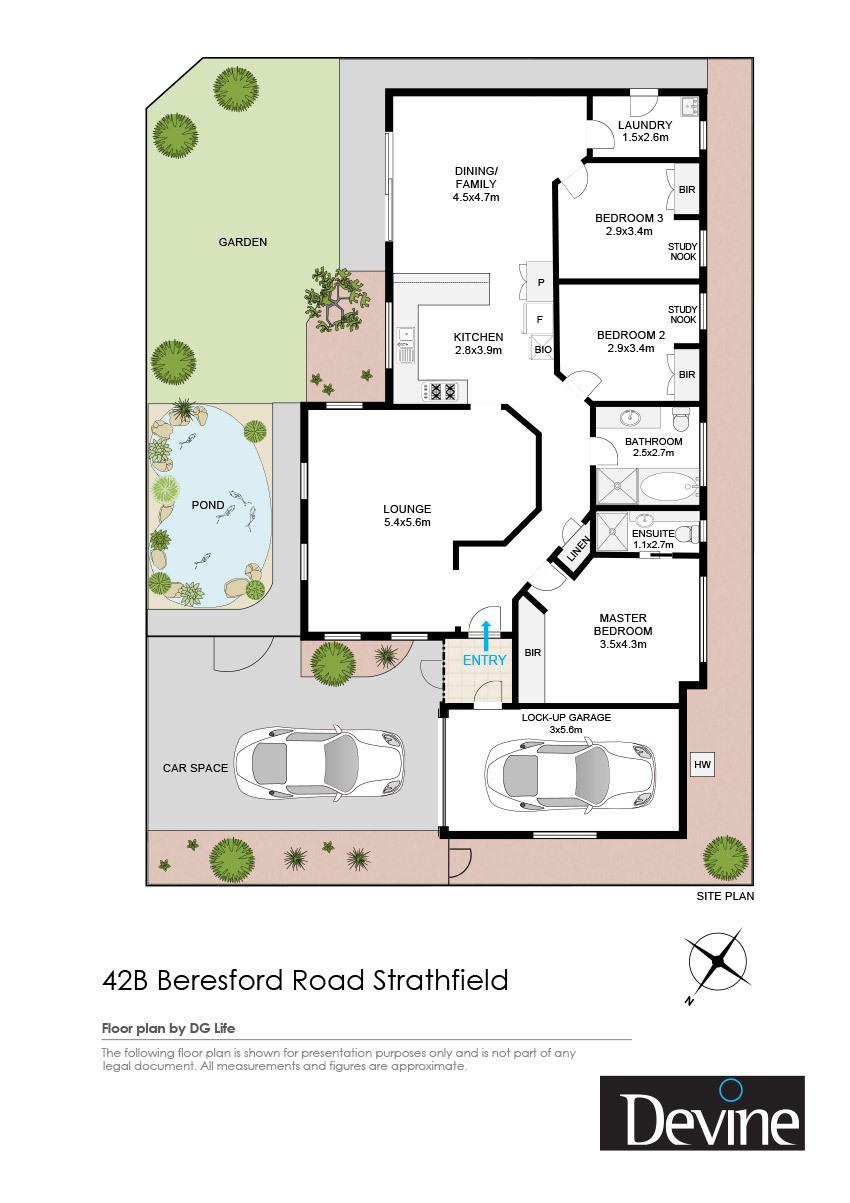42B Beresford Road, Strathfield