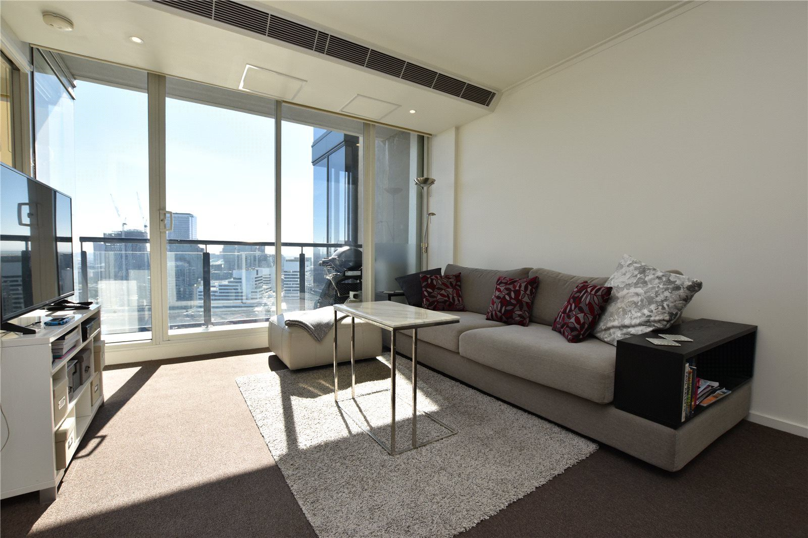 Fully Furnished Beauty on the 26th Floor - You'll Never Want to Leave!