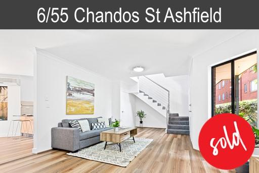 Buyer of 6/55 Chandos St Ashfield