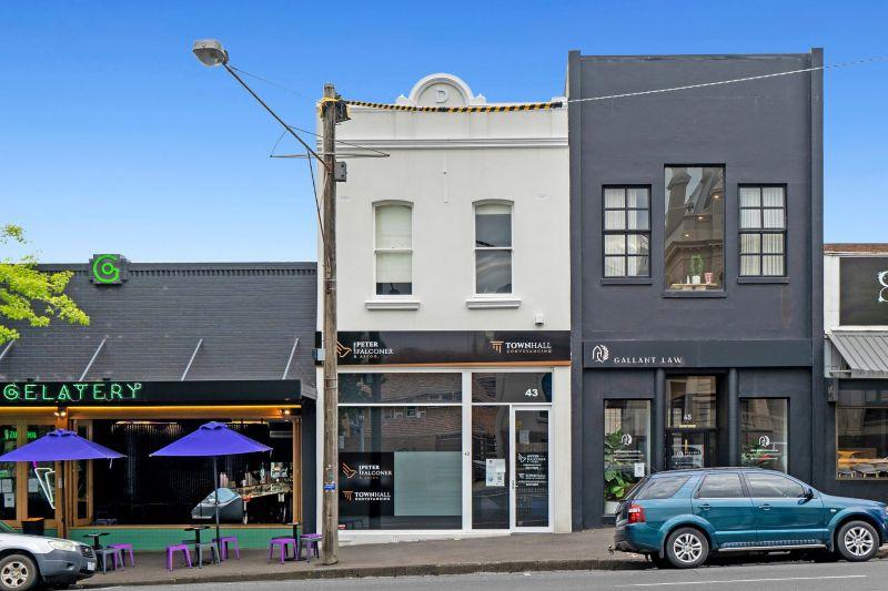 First Floor/ 43 Gheringhap Street, Geelong