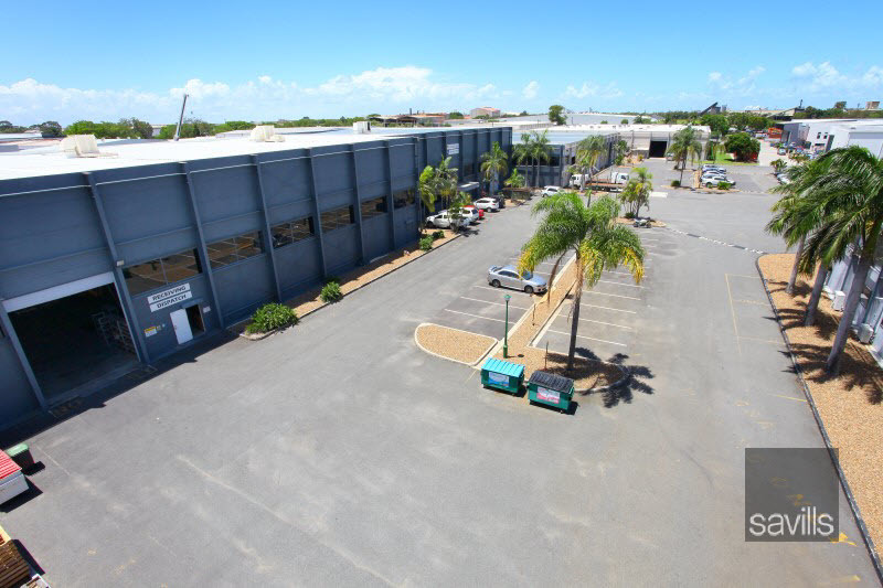 LEASED BY SAVILLS - SALE / LEASE Trade Coast Office/Warehouse