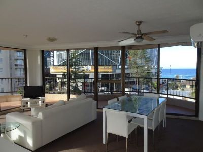 Renovated beachside furnished apartment