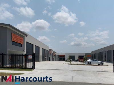 Street Facing Warehouse & Office