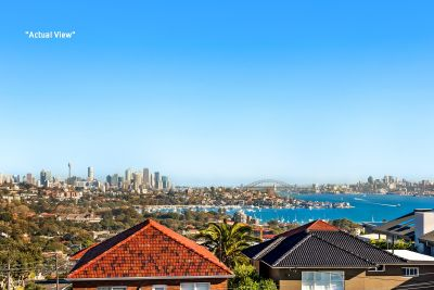 Luxurious Home Offers Panoramic City & Harbour Views, Cutting Edge Design & Sun-Drenched Level Gardens