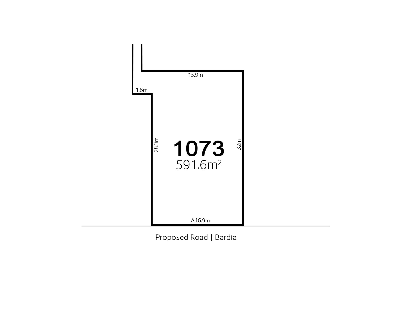 Bardia Lot 1073 Proposed Road | Bardia