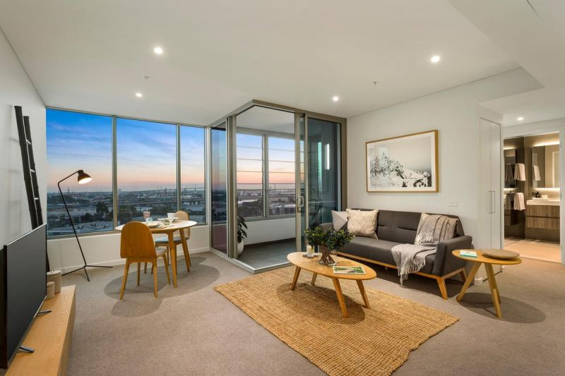 Brand New Luxury in the Exclusive 'Forge' Apartments