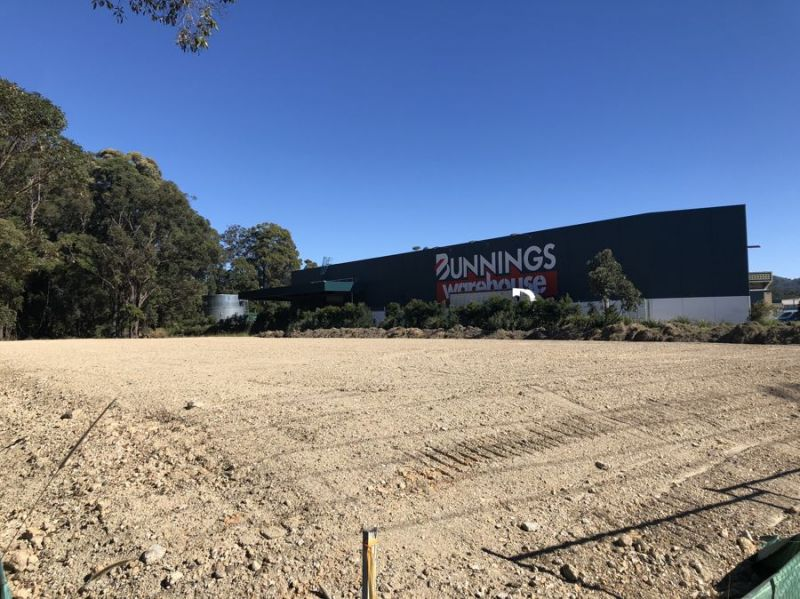 New Industrial Unit Right Next To Bunnings....