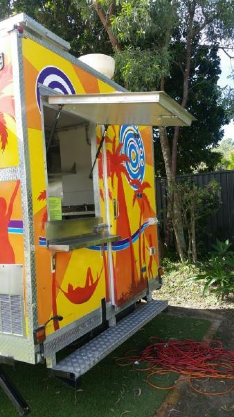 Food Van Reduced by $10k for quick sale $