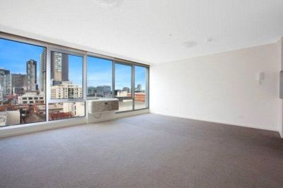 Cityside: 6th Floor - Bright and Spacious Studio!