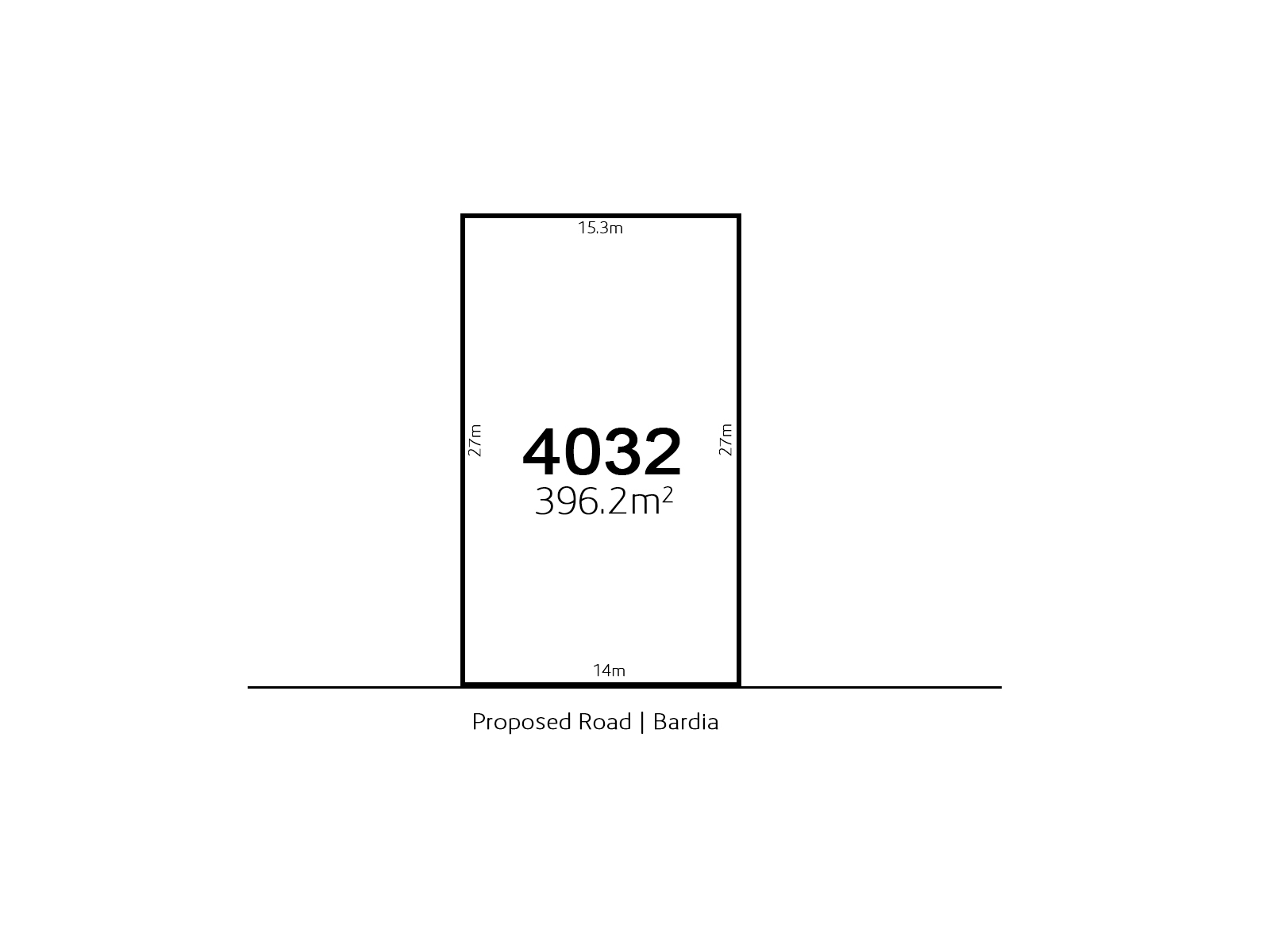 Bardia LOT 4032 Proposed Road | Bardia