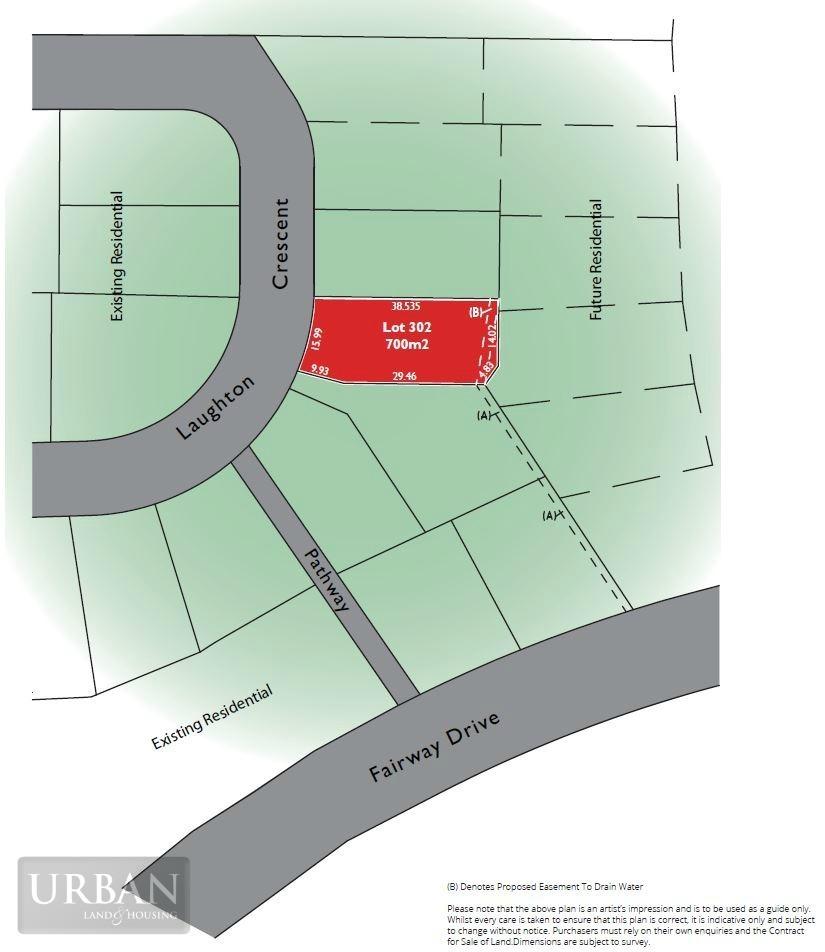 Kellyville Lot 302 Laughton Crescent