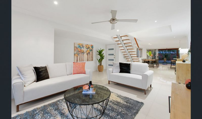 A HOP SKIP AND JUMP TO THE WATER - PERFECTLY POSITIONED FAMILY HOME