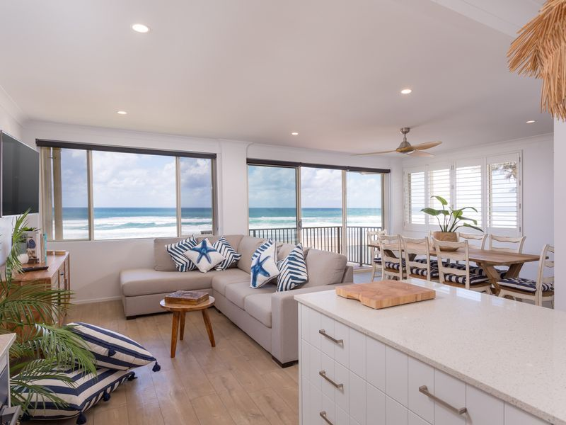 Absolute Beachfront Apartment in a Sought-after Location