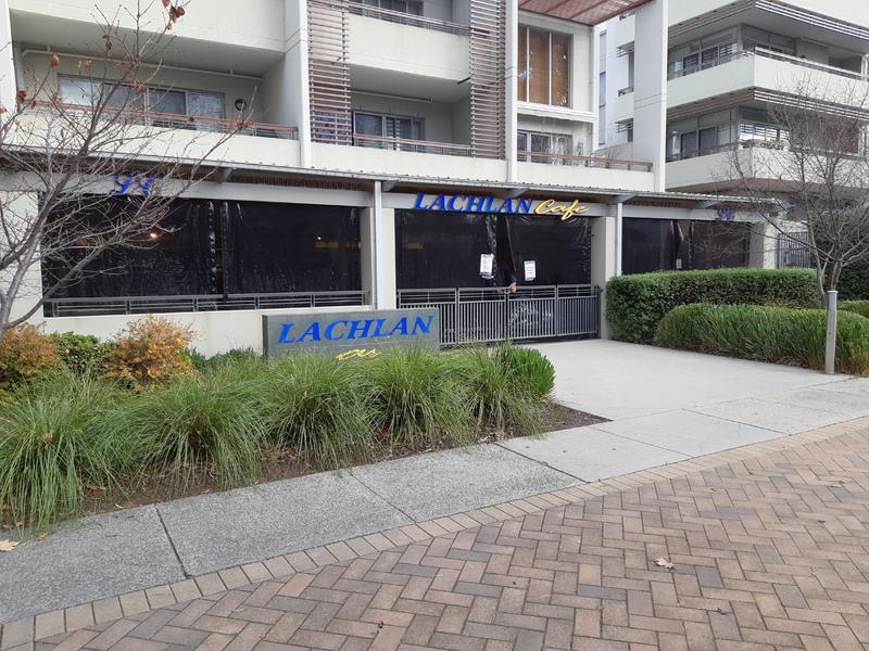 Lachlan Court Cafe Barton