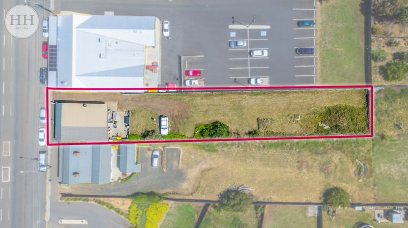 Location, Frontage, Masses of Passing Traffic and Tenanted