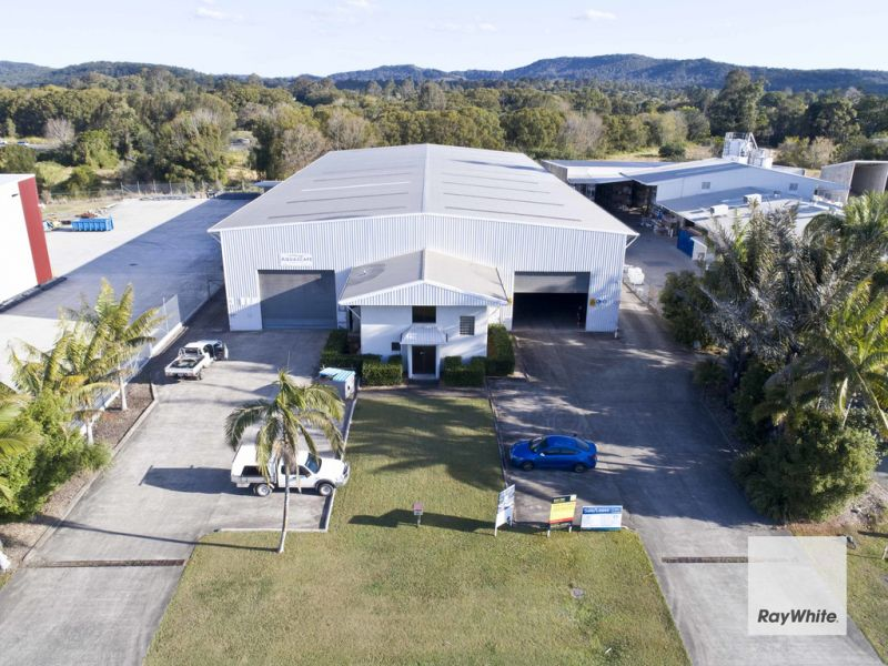 Large Industrial Facility For Lease | Yandina, Sunshine Coast