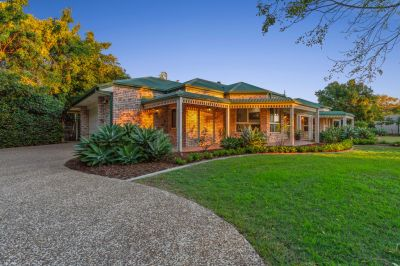 Charming Acreage Home in Bliss-full Secluded Cul-De-Sac