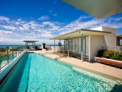Beachside Luxury with Sweeping Views