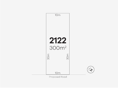 Bardia Lot 2122 Proposed Road | New Breeze